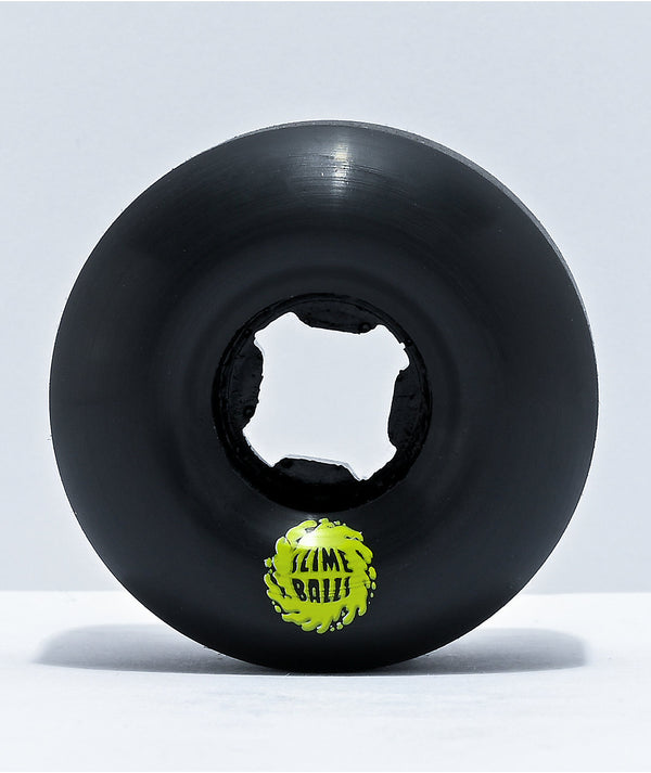 Santa Cruz Slime Balls Vomit Mini Skateboard Wheels 54mm Black