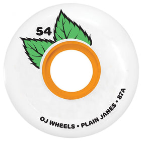 OJ Skateboard Wheels Plain Jane Keyframe 52mm 87a