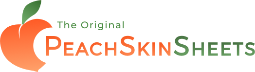 The Original PeachSkinSheets®