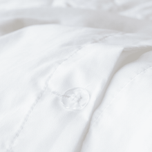 Load image into Gallery viewer, Classic White Duvet Cover Set