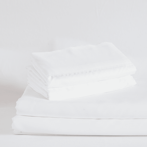 Classic White Sheet Set