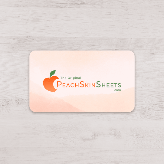 image of Digital PeachSkinSheets Gift Card