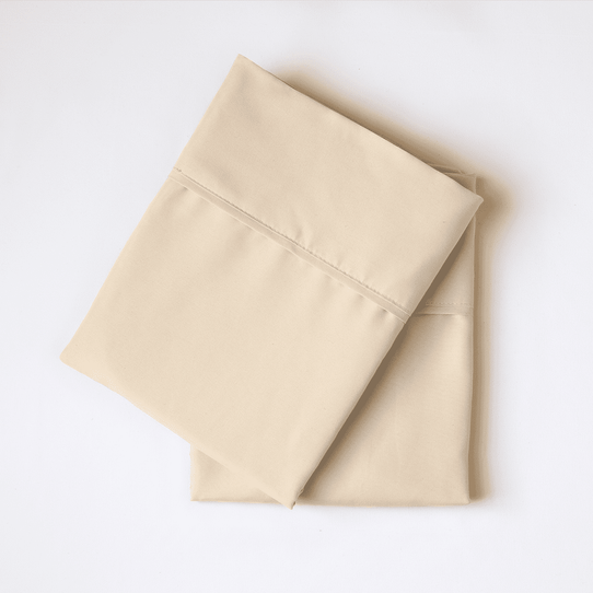 image of Almond Pillowcase Set