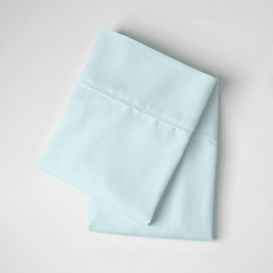 image of Beach Blue Pillowcase Set