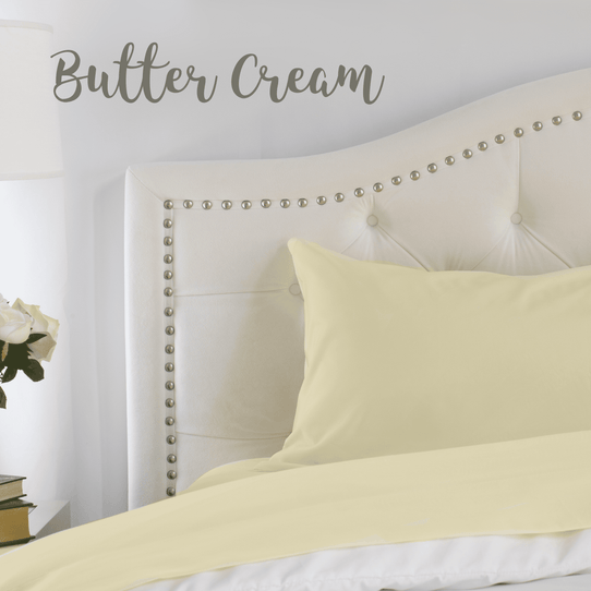 image of Butter Cream Sheet Set