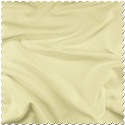BUTTER CREAM - A pastel yellow, like a lemon sorbet or meringue