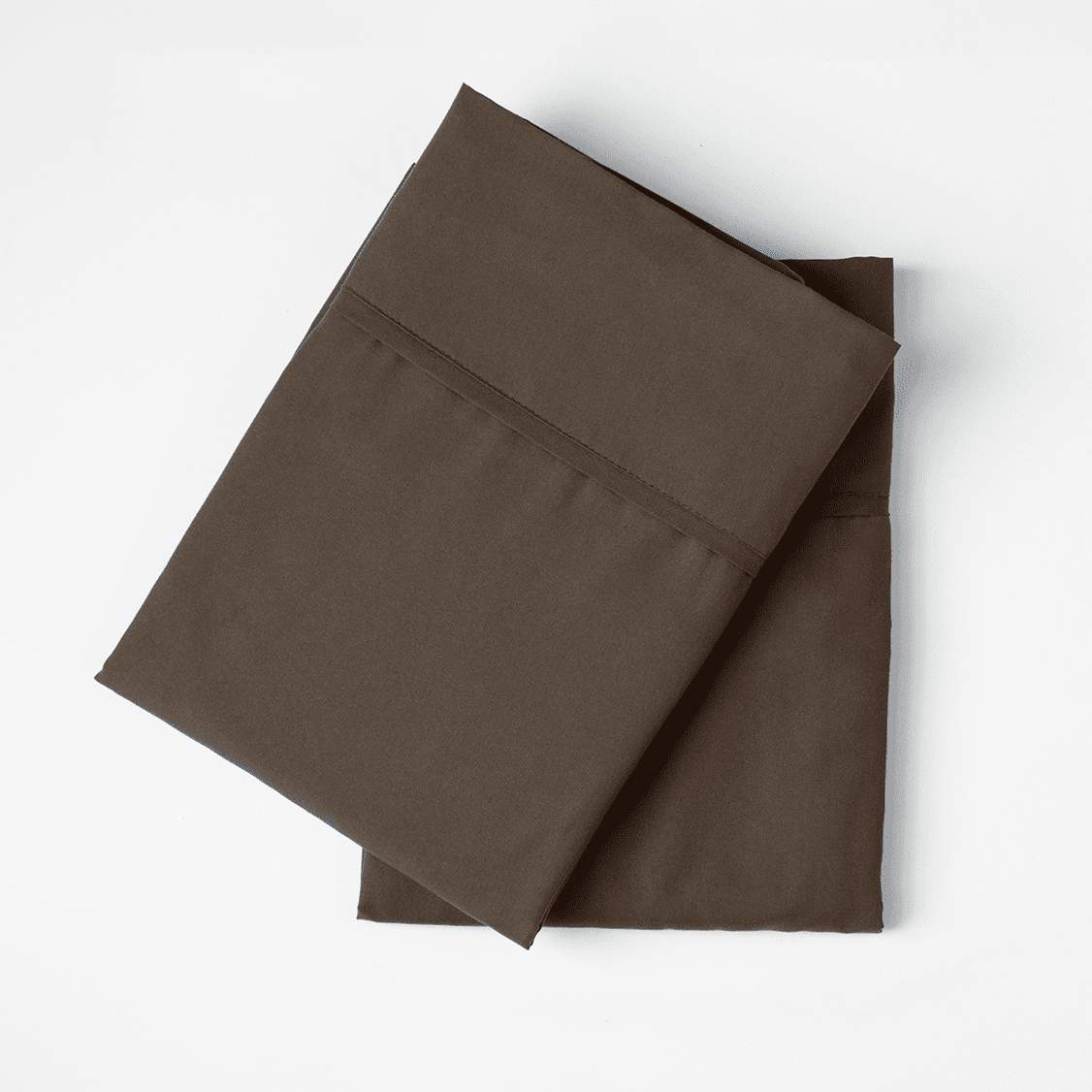 Chocolate Pillowcase Set