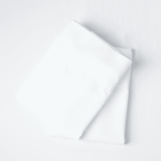 image of Classic White Pillowcase Set