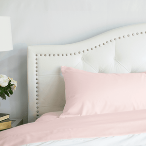 Cotton Candy Pink Flat Sheet
