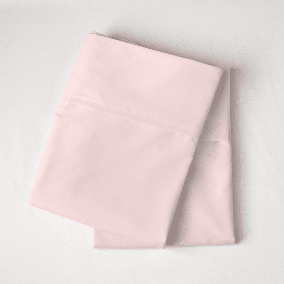 Cotton Candy Pink Pillowcase Set