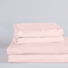 Load image into Gallery viewer, Cotton Candy Pink Sheet Set