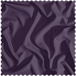EGGPLANT - A rich, deep plum shade of purple