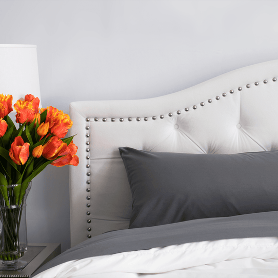 image of Graphite Gray Pillowcase Set