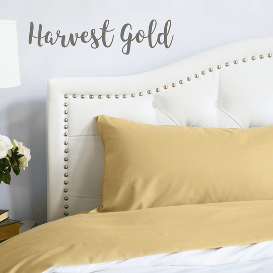 image of Harvest Gold Sheet Set
