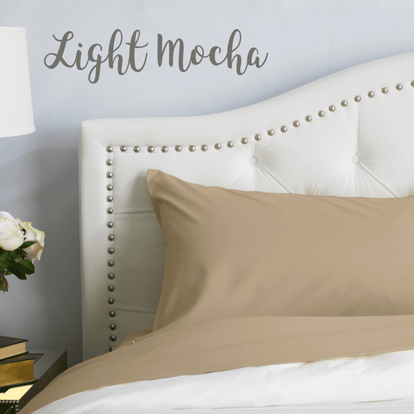 Load image into Gallery viewer, Light Mocha Sheet Set