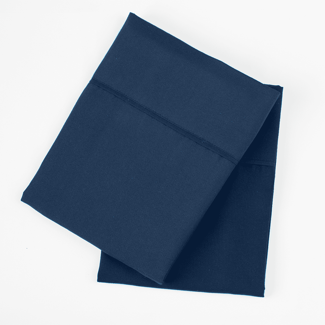 Mariner Blue Pillowcase Set