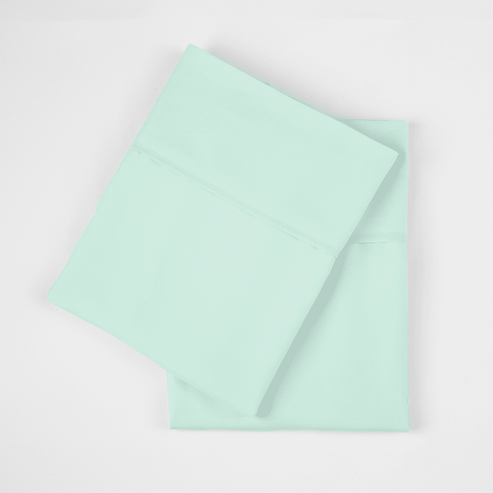image of Mint Julep Pillowcase Set