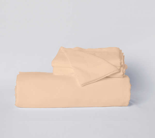 Load image into Gallery viewer, Georgia Peach Duvet Cover Set