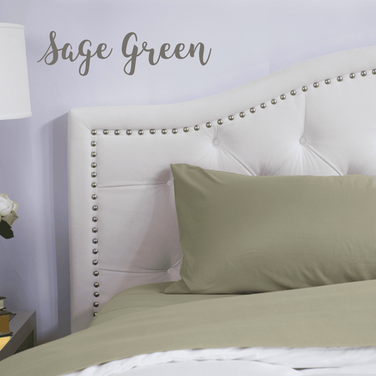 image of Sage Green Sheet Set