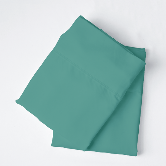 image of The Real Teal Pillowcase Set