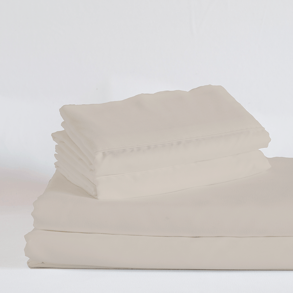 Load image into Gallery viewer, Toasted Marshmallow (Greige) Sheet Set