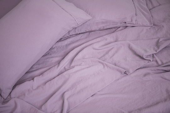 image of Vintage Plum Sheet Set