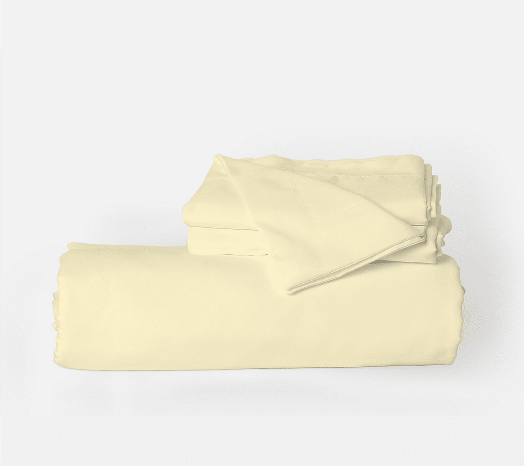 Butter Cream Duvet Cover Set