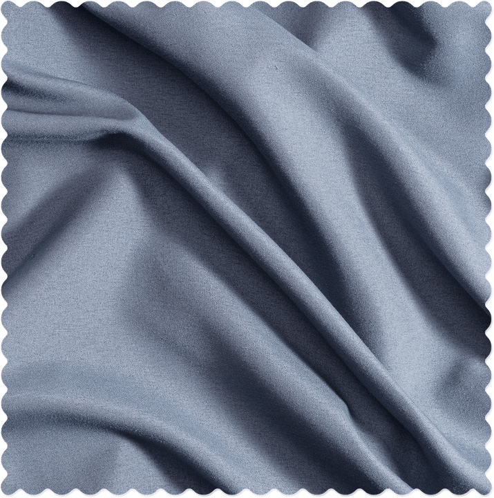 FRENCH BLUE - A cool gray-blue, denim, steel blue