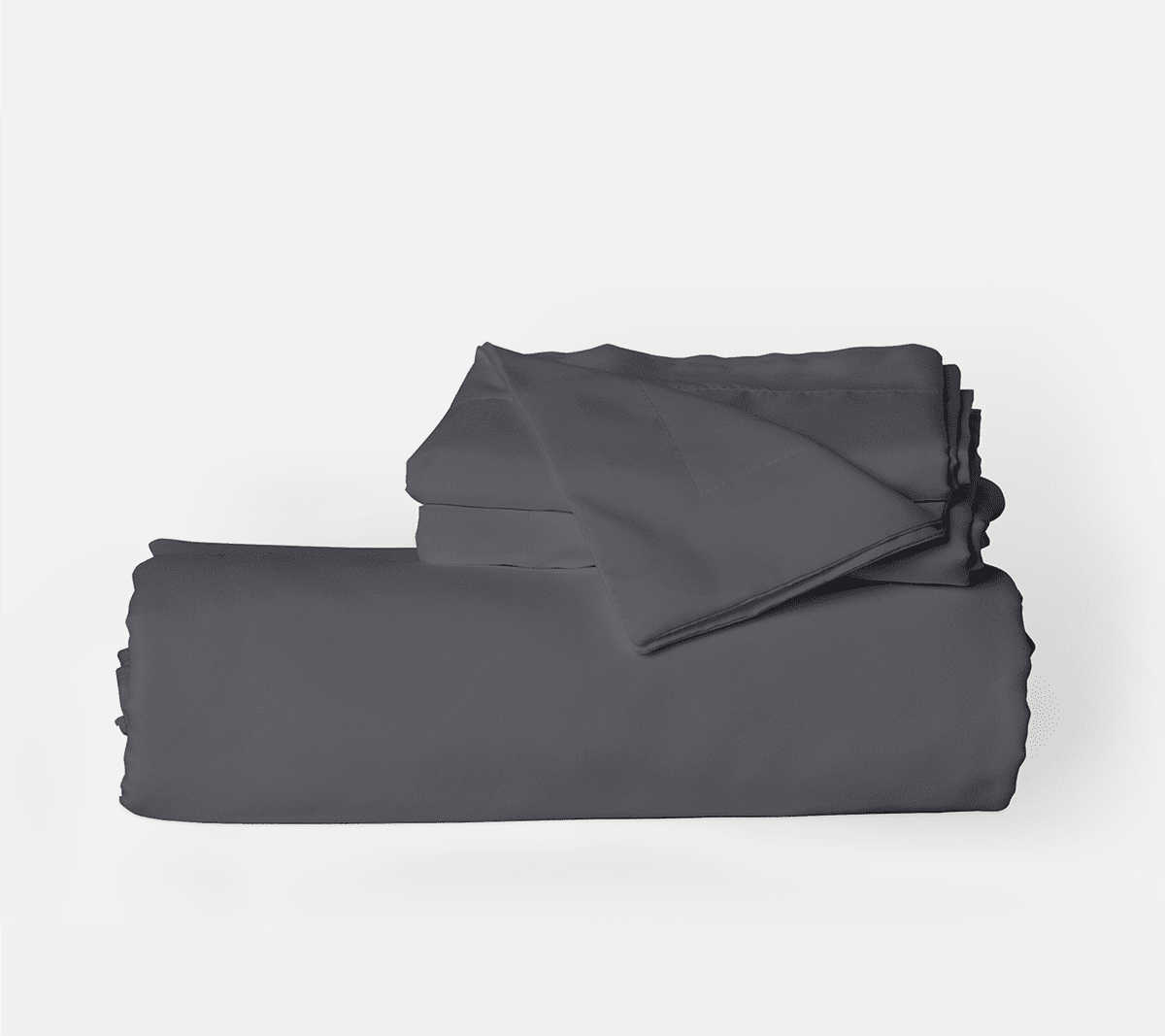 Graphite Gray Duvet Cover Set