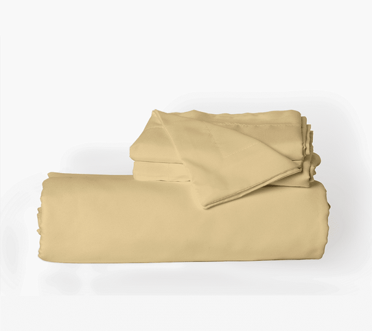 image of Harvest Gold Duvet Cover Set