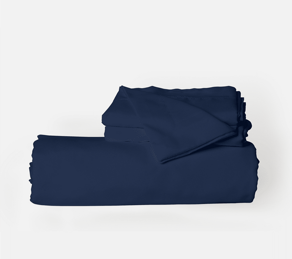 Load image into Gallery viewer, Mariner Blue Duvet Cover Set