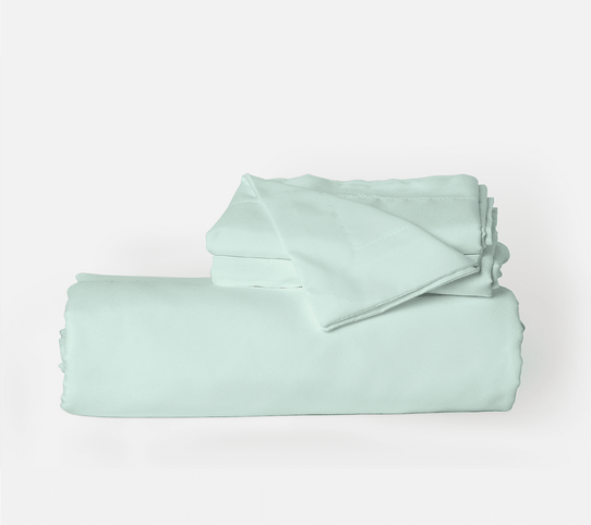 image of Mint Julep Duvet Cover Set