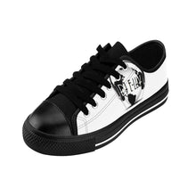 Load image into Gallery viewer, Premier DJ E-Luv *Official Logo - Custom Design Men's Low-Top Sneakers