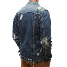 Load image into Gallery viewer, Men's Jeans Holes Beggars Jackets