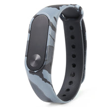 Load image into Gallery viewer, Fashion Camouflage Pattern Watch Strap for Xiaomi Mi Band 2