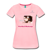 "Load image into Gallery viewer, P.M. - ""Perfect Makeup"" Line - The Boyfriend Soft Premium T-Shirt - pink"
