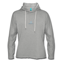 Load image into Gallery viewer, Next Level *Official Unisex Lightweight Terry Hoodie - heather gray