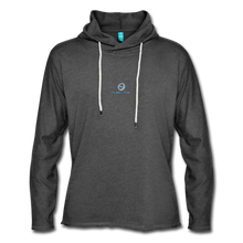 Load image into Gallery viewer, Next Level *Official Unisex Lightweight Terry Hoodie - charcoal gray