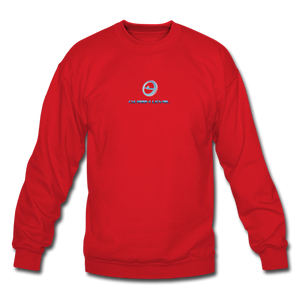 Next Level *Official Long Sleeve Sweatshirt - red