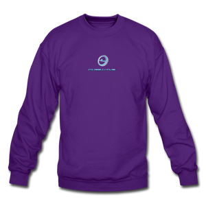 Next Level *Official Long Sleeve Sweatshirt - purple