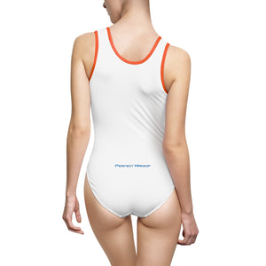 "P.M. - ""Perfect Makeup"" Line *On Sale* - Women's Classic One-Piece Swimsuit"