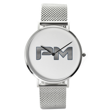 Load image into Gallery viewer, P.M. - Perfect Makeup Women's 30 Meters Waterproof Quartz Stylish Stainless Steel Watch