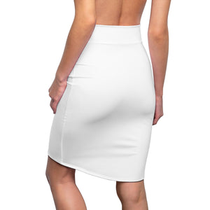 "P.M. - ""Perfect Makeup"" Line *On Sale* - Women's Classy Pencil Skirt"