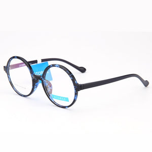 Round Vintage Unisex Frame Optical Eye Glasses Spectacle Frame & Clear Lens Armacao de RS044