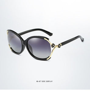 Women's Polarized Sunglasses Ladies Luxury Vintage Fashion Eye Wear  lentes de sol mujer