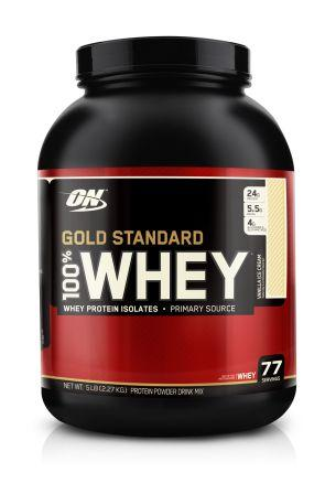 100% Whey - Gold Standard by Optimum Nutrition
