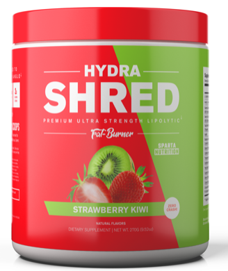 HydraShred by Sparta Nutrition
