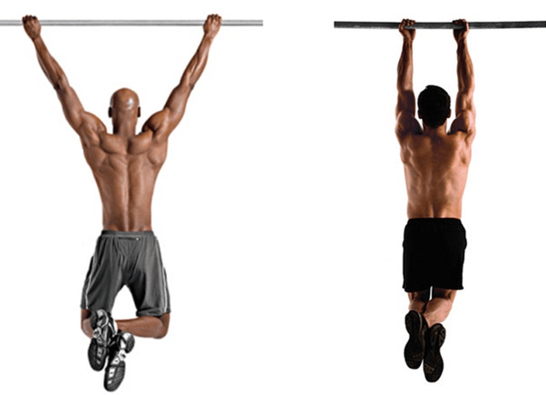 Wide vs Close Grip Pull Ups: Which is Best?