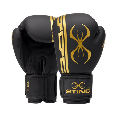 Image of STING ARMAPLUS ADULT BOXING PUNCHING SPARRING TRAINNING GLOVES