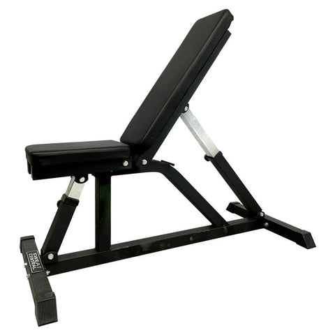 Light Duty Adjustable Incline Flat Gym Weights Bench